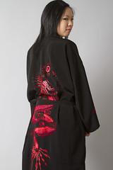 Thao (austinspace) Tags: portrait woman studio washington spokane alienbees
