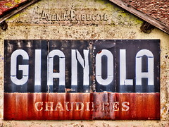 Gianola (Dmo38300) Tags: old urban abandoned factory rusty rouille urbain postprocessing oloneohdr