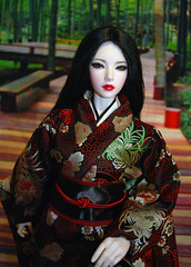 IH EID Asa Tokyo Story (Idril-Keeps) Tags: tokyo eid story geisha kimono asa hatsumomo iplehouse