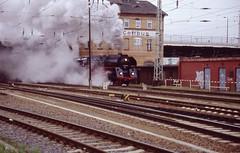Steam (Tobse.Photo) Tags: station analog train canon germany deutschland eos fuji loco dia steam 400 epson locomotive 300 provia brandenburg cottbus perfection dampflok lok sildefilm 400x 3490 18201 01509 231019