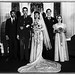 Miss Carolyn Johnson's Wedding Party (Daughter of Mordecai Johnson), Early 1940s, Washington, DC