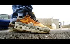 Nike Air Max Atmos Safari (Sneaker Freak) Tags: animal print one am nike safari pack 87 supreme am1 atmos patta