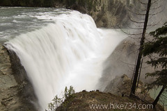 """Wapta Falls • <a style=""""font-size:0.8em;"""" href=""""http://www.flickr.com/photos/63501323@N07/8758287674/"""" target=""""_blank"""">View on Flickr</a>"""