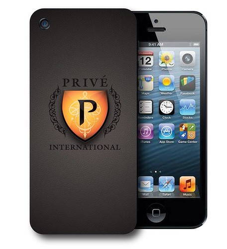 Privé Limited Edition iPhone case