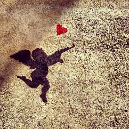 wallpaint #paris #france #angel #heart #war...