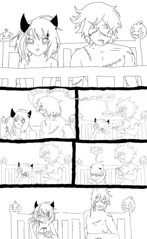Ich and Cyrah Comic (Hallowtween RP) Tags: comic zephyr ich cy ichabod cyrah hallowtween ecklesen cyrahecklesen ichabodzephyr