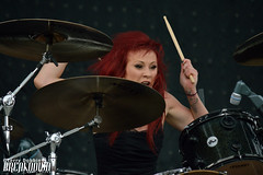 Jen Ledger (Scenes of Madness Photography) Tags: columbus ohio music rock photography jen stadium may crew madness breakdown press range scenes skillet ledger rotr 2013 d3200