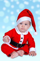 Christmas baby sitting (Francis Jimnez Meca) Tags: christmas xmas winter boy red baby white holiday cute smiling season happy person kid toddler infant pretty sitting child bright little bell sweet vibrant background small joy innocent decoration young adorable peaceful excited holly celebration anticipation merry jolly tradition cheerful interested isolated offspring amazed decorated caucasian tantalized