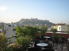 001 - Acropolis in the morning (Scott Shetrone) Tags: other events places athens parthenon greece monuments acropolis 5th anniversaries hotelattalos