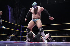 IMG_9856 (Black Terry Jr) Tags: wrestling full demon axel lucha libre zocalo mil mascaras tinieblas canek