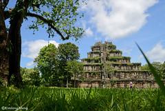A general view of Koh Ker site, Preah Vihear Province. (Meng KimLong ម៉េង គីមឡុង) Tags: hotel cambodian photographer meng phnom freelance penh kimlong kohkersite kohkertemplepreahvihearprovince prasatkohker thelostwonder