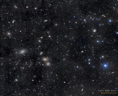 Virgo Galaxies (DeepSkyColors) Tags: deepspace competition:astrophoto=2013