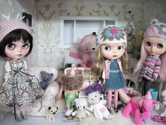 Happiness is Blythe......
