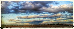 Panoramic Torrejon (AMínguezm) Tags: madrid sky españa clouds landscapes spain europa europe paisaje cielo nubes es lovelyclouds