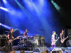 Joan Jett & The Blackhearts. (seemybrotherdance) Tags: runaways joanjett blackhearts