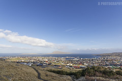 Farewell Torshavn (JoshJackson84) Tags: canon60d sigma1020mm europe faroes faroeislands atlantic north nordic trshavn capital city view vista wideangle