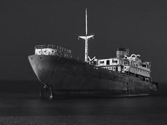 Shipwreck Telamon 2 (evansmark425) Tags: flickr friday flickrfriday imperfection rusty ship shipwreck sea coastal telamon rocks lanzerote sunset sunrise