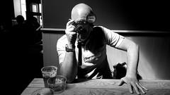 Bristol's Top Street Photographer (Shot In The Street) Tags: candid black bw blackandwhite white mono monochrome upfest 2016 bristol
