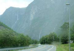 Norway E16 - Vossevangen to Flm (cinxxx) Tags: norway norvegia norwegen norge hordaland e16 ne16