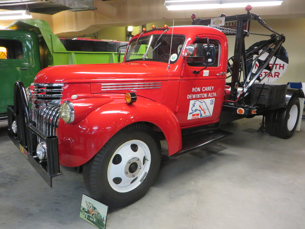 The Worlds Best Photos Of Calgary And Truck Flickr Hive Mind 1941 Dodge Tow Chevrolet One A Half Ton 3 Royckmeyer Tags