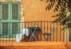balcony (Elly (Schuurman) de Vries) Tags: cotedazur sainttropez frenchriviera france ellyschuurmandevries