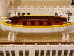 RMS Queen Mary (edwardweston52) Tags: queenmary lego model modelship ship oceanliner cunard