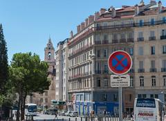 Rue de la Barbusse Buildings (Scott_Nelson) Tags: marseille provencealpesctedazur france fr travel mediterranean