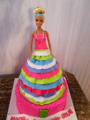 Doll (kcollins8558) Tags: doll cake barbie