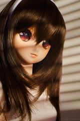 * Atsuko * (bluebluewave) Tags: dd dds dollfiedream dollfie volks atsuko