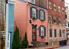 Fleet Street, Annapolis (webenny1) Tags: unitedstates usa annapolis maryland architecture color colonial colonialarchitecture houses colorfulhouses
