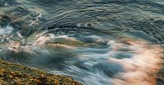 SEA-ABSTRACT-1 (Catwards - it's a struggle keeping up) Tags: sea abstract swirl rocks portland portlandbill dorset canon 7d