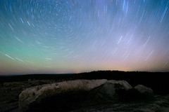 Bald Rock Stars 1/4 (Buuck Photography) Tags: stars star trails bald rock berry creek butte county night sky travel wanderlust summer space astronomy boulder nature wilderness outdoors skyscape buuck photography photo buuckphotos spinning
