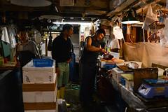 tsukiji-7 (winnieyklai) Tags: tsukiji fish fishmarket market tokyo japan seafood tuna