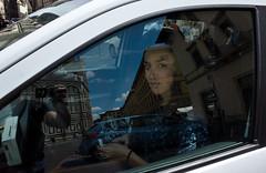 taxi driver (Michal Drzewicz) Tags: 28mm ricoh gr