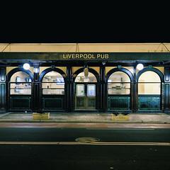 Liverpub (Beetwo77) Tags: liverpool pub nsw western sydney architecture arches nik photoshop pano autopano
