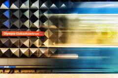 Train arriving (TobiasH.) Tags: subway ubahn munich mnchen