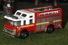 Matchbox Hazard Squad FDNY version (car show buff1) Tags: matchbox fdny new york city fire pierce dash hazard squad ford interceptor sedan utility classic seagrave engine bmw mack b truck international workstar brush f550 2015 models diecast collectibles series 13 chicago dodge monaco 2010 diorama chief command charger pursuit speedway