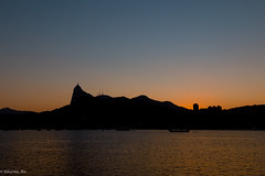 Corcovado (Edu Lima Rio) Tags: riodejaneiro rio corcovado sunset sky goldenhour cidademaravilhosa brazil landscape