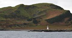 Rubh'an Eun Lighthouse and Glencallum Bay, Bute (Russardo) Tags: clyde scotland lighthouse bute