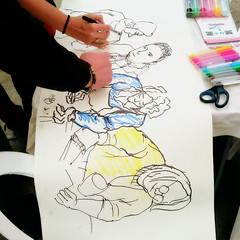 Los dibujatolrato en Arroces del mundo 2