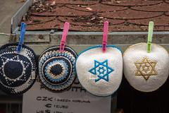 Kippah (anthsnap!) Tags: czechrepublic prague praha kippah hat jewish