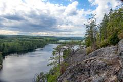 Haukkavuori (eetu.ketonen) Tags: haukkavuori southkarelia finland rock highest point landscape