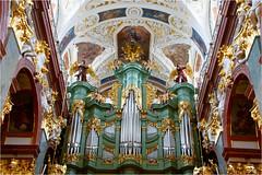 czestochova organ (atsjebosma) Tags: organ czestochova poland orgel cathedral cathedraal barok atsjebosma 2016 polen pilgrims ancient pelgrims interieur interior