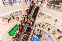 Bangkok (morten f) Tags: bangkok thailand street photography shop mall shopping samsung floors center stair escalator stores people big rulletrapp