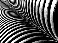 Absente DeveReo bis (Sil_52 (SilViolence)) Tags: devero alpedevero tubi tubes industrial bw biancoenero blackwhite prospettiva piemonte piedmont nikon coolpixp7000 coolpix p7000 repetition italia italy abstraction abstrait abstrakte dettaglio detail particolare abstrata abstrato absztrakt astrattismo apstraktna abstrakt minimale abstract astratto minimal minimalism abstrakti urbex urbanexploration exploration urban urbano