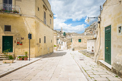 Matera - Basilicate - Italie (L.M...) Tags: matera basilicate italie ruelle rue street italia italian strada