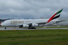 F-WWAB // Emirates // A380-861 // MSN 219 // A6-EUG (Martin Fester) Tags: fwwab emirates a380861 msn219 a6eug a380 msn 219 aib219f hamburg finkenwerder finkenwerderairport xfw xfwedhi aib airplane aircraft airbus airbusindustrie