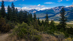 Columbia Valley BC (ken.sparks33) Tags: mountains purcells rockies britishcolumbia columbiavalley rocky mountain trench hiking trees