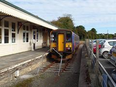 153380 Liskeard (2) (Marky7890) Tags: gwr 153380 class153 supersprinter dmu 2l79 liskeard railway cornwall train looevalleyline