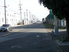 Carroll Ave San Francisco 11/6/06 PB060181 (jsmatlak) Tags: san francisco california muni rail train freight track branch industry carroll